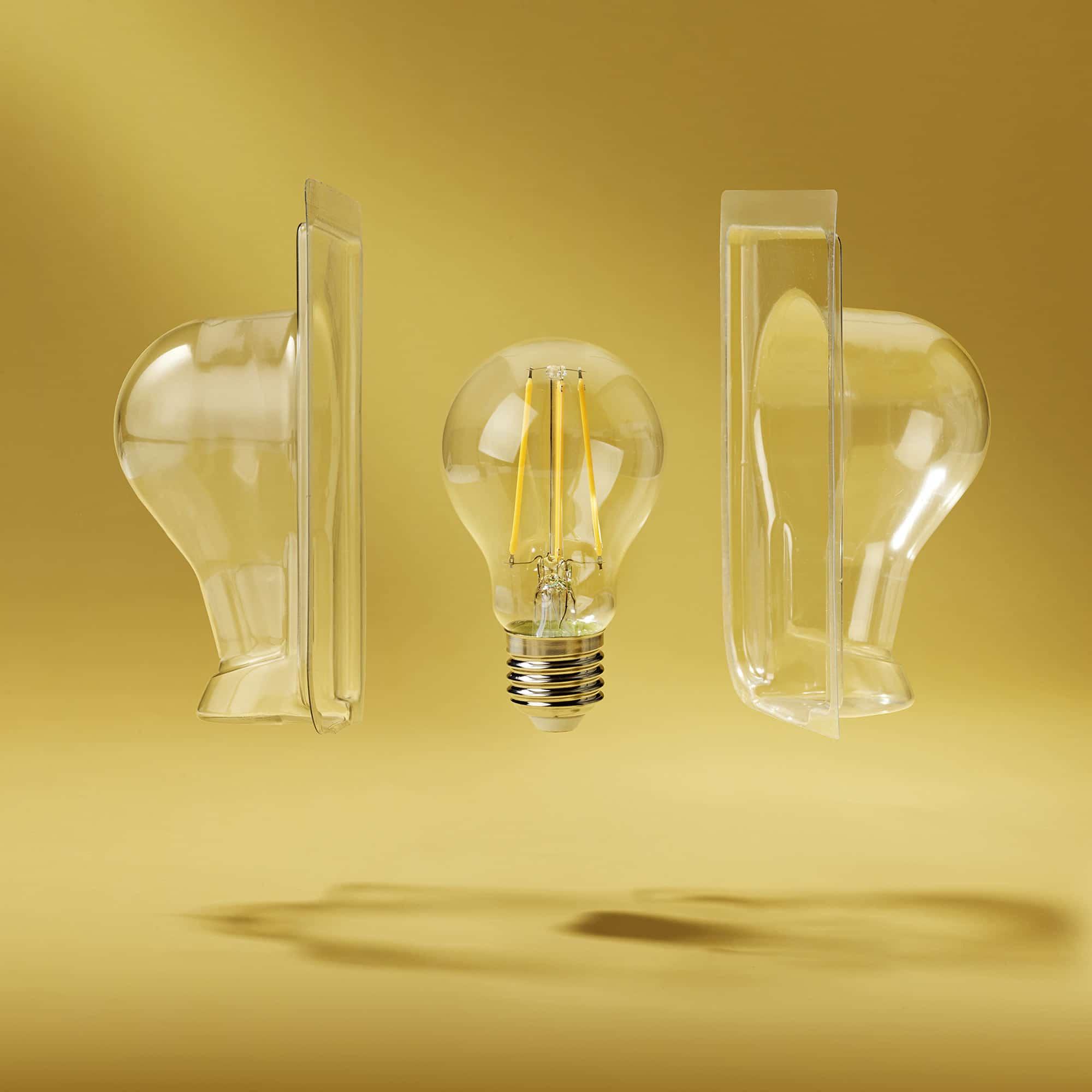Yellow Lamp Still Life Shot for Corepla by Fotografando