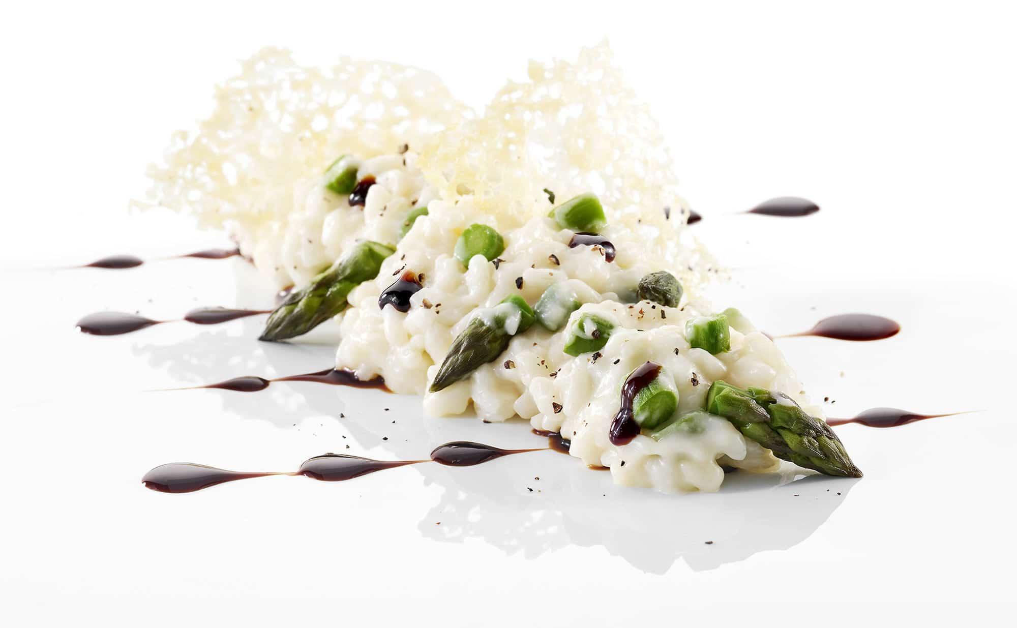 Mazzetti Aceto Balsamico Food Risotto Parmigiano Shot by Fotografando