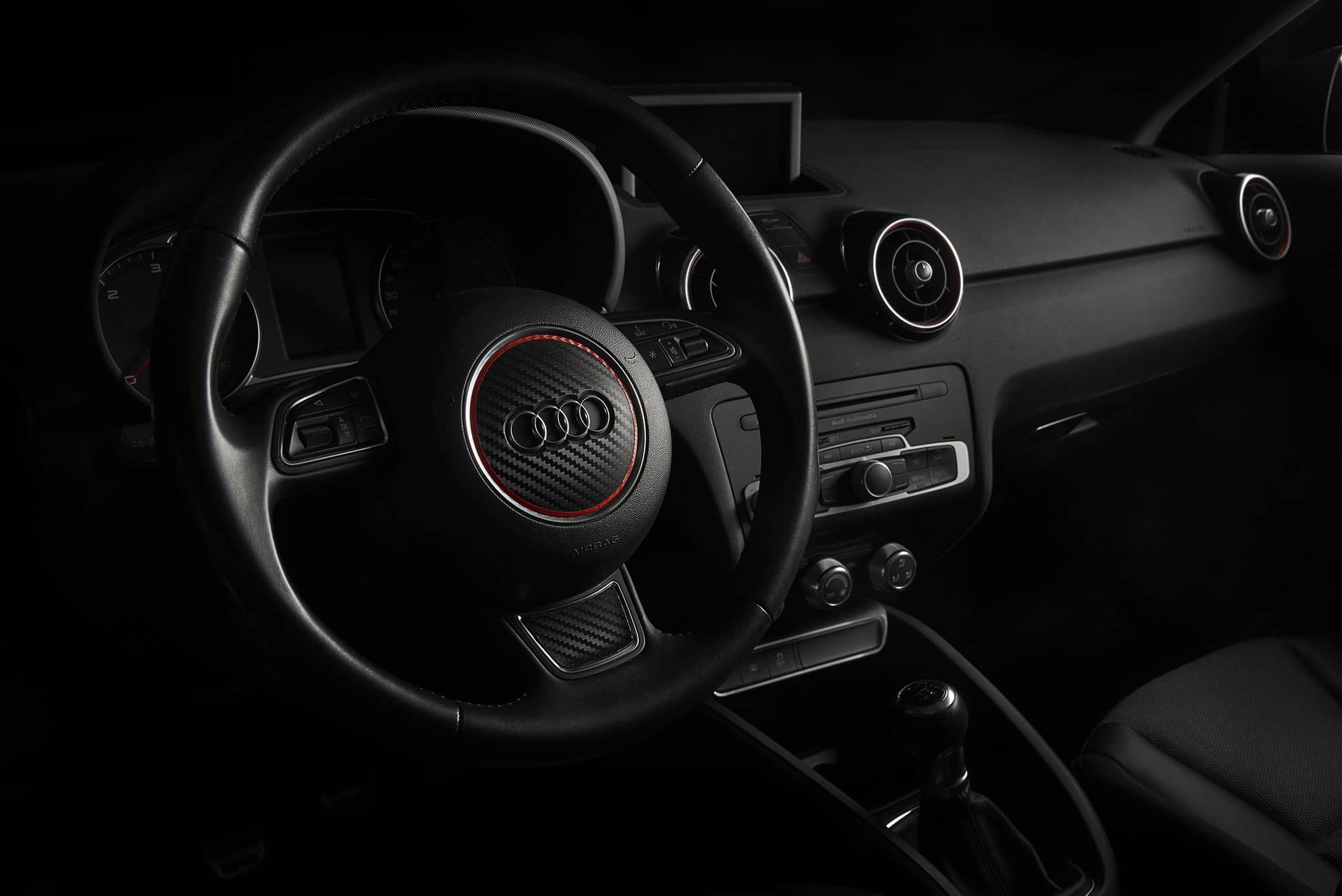 Audi A1 Automotive Shot by Fotografando