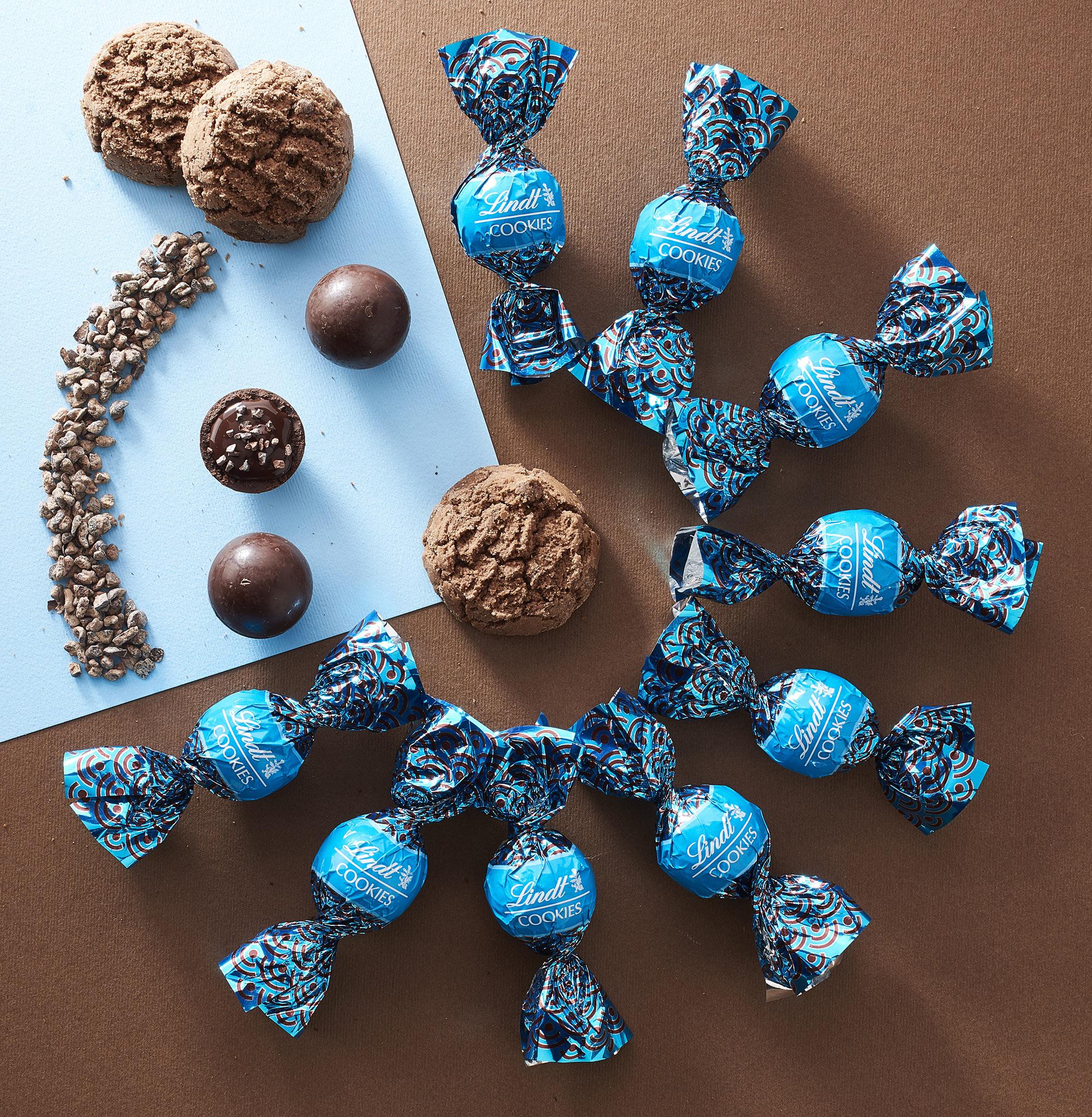 Lindt Cioccolato Pralina Roulette Coockies Food Shot by Fotografando