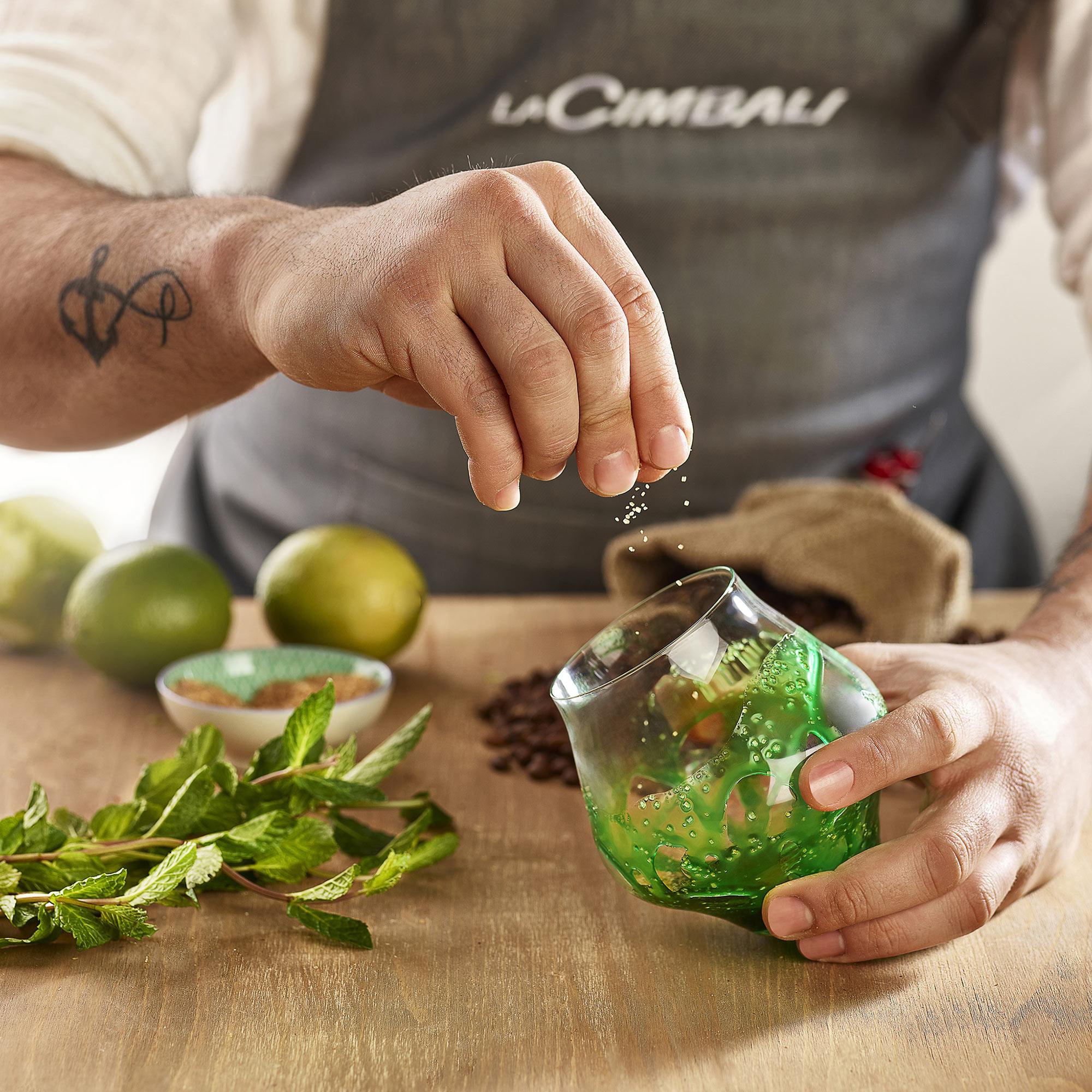 Cimbali Lime Menta Cuoco Food Shot by Fotografando