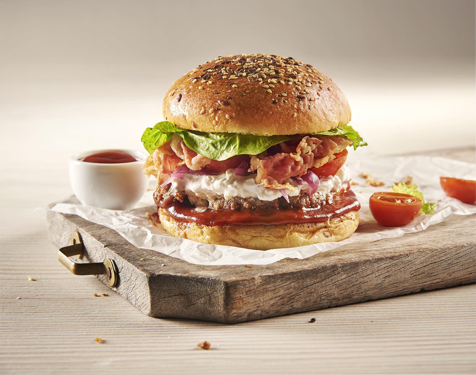 Ecooking Miniburger Hamburger Food Shot by Fotografando