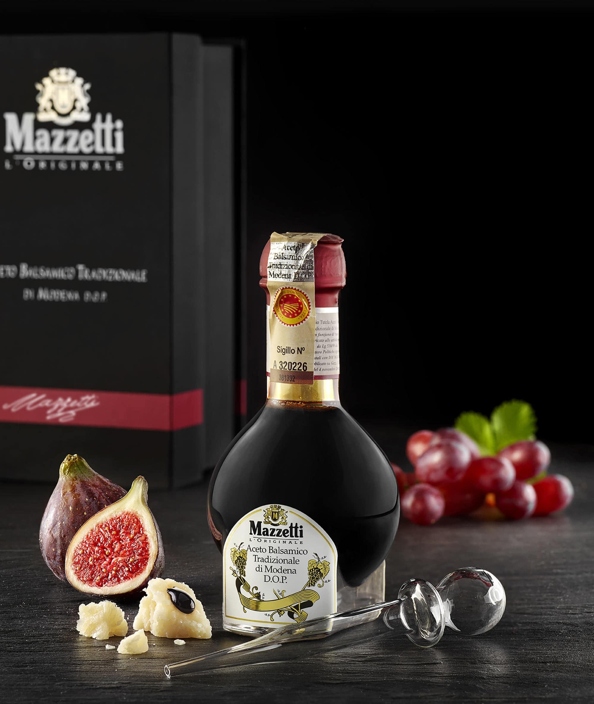 Aceto Mazzetti Fichi Parmigiano Food Shot by Fotografando